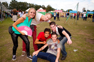 foto Dream Village, 15 september 2012, Sportpark Heihoef, Oosterhout #733492