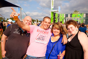 foto Dream Village, 15 september 2012, Sportpark Heihoef, Oosterhout #733514