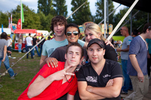 foto Dream Village, 15 september 2012, Sportpark Heihoef, Oosterhout #733542