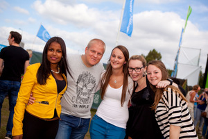 foto Dream Village, 15 september 2012, Sportpark Heihoef, Oosterhout #733560