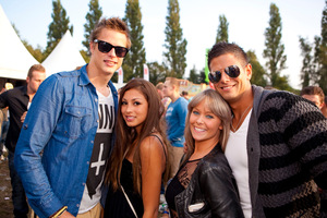 foto Dream Village, 15 september 2012, Sportpark Heihoef, Oosterhout #733568