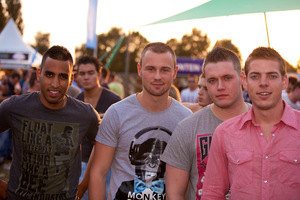 foto Dream Village, 15 september 2012, Sportpark Heihoef, Oosterhout #733580