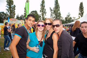 foto Dream Village, 15 september 2012, Sportpark Heihoef, Oosterhout #733618