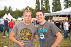 foto Dream Village, 15 september 2012, Sportpark Heihoef, Oosterhout #733687