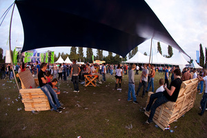 foto Dream Village, 15 september 2012, Sportpark Heihoef, Oosterhout #733732