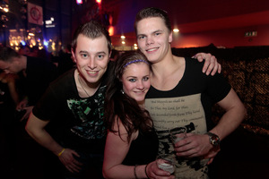 foto The Bash, 30 maart 2013, Dynamo, Eindhoven #762382