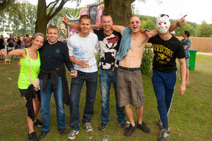 foto The Qontinent, 10 augustus 2013, Puyenbroeck, Wachtebeke #790183