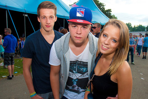 foto The Qontinent, 10 augustus 2013, Puyenbroeck, Wachtebeke #790223