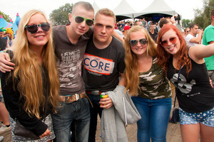 foto The Qontinent, 10 augustus 2013, Puyenbroeck, Wachtebeke #790228