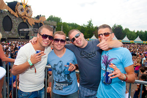 foto The Qontinent, 10 augustus 2013, Puyenbroeck, Wachtebeke #790243
