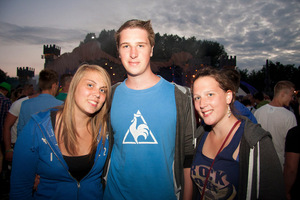 foto The Qontinent, 10 augustus 2013, Puyenbroeck, Wachtebeke #790361