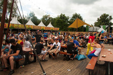 Foto's, The Qontinent, 11 augustus 2013, Puyenbroeck, Wachtebeke
