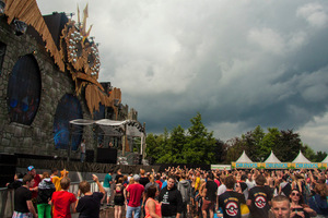 foto The Qontinent, 11 augustus 2013, Puyenbroeck, Wachtebeke #790443