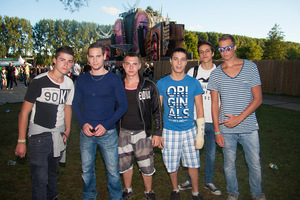 foto The Qontinent, 11 augustus 2013, Puyenbroeck, Wachtebeke #790473
