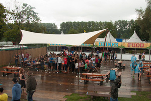 foto The Qontinent, 11 augustus 2013, Puyenbroeck, Wachtebeke #790538