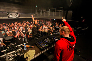 foto The Hardest b-day party, 23 november 2013, De Vorstin, Hilversum #806174