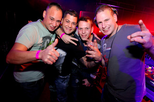 foto The Hardest b-day party, 23 november 2013, De Vorstin, Hilversum #806195