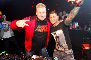 foto The Hardest b-day party, 23 november 2013, De Vorstin, Hilversum #806236