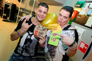 foto The Hardest b-day party, 23 november 2013, De Vorstin, Hilversum #806256