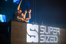 Foto's, SuperSized RAW special, 8 maart 2014, Central Studios, Utrecht