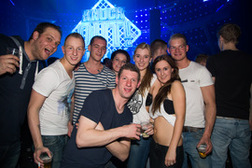 Foto's Knock Out!, 22 maart 2014, Ahoy, Rotterdam