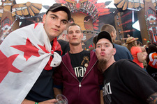 Foto's, The Qontinent, 9 augustus 2014, Puyenbroeck, Wachtebeke