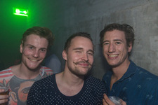 Foto's, On and On x Field Records, 18 oktober 2014, RADION, Amsterdam