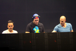 foto Hard Dance Event Live, 18 oktober 2014, Heineken Music Hall, Amsterdam #850161