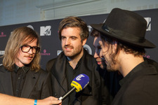 Foto's, Uitreiking MTV EMA Best Dutch Act, 22 oktober 2014, Odeon, Amsterdam
