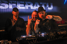 Foto's, BKJN vs Partyraiser V.I.P., 24 januari 2015, North Sea Venue, Zaandam