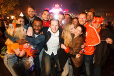 Foto's, Absolutely Kingsnight 2015, 26 april 2015, Van Heekplein, Enschede