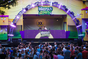 foto Matrixx at the Park, 21 juli 2015, Hunnerpark, Nijmegen #878873
