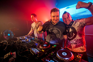 foto BKJN vs Partyraiser, 23 januari 2016, North Sea Venue, Zaandam #892359