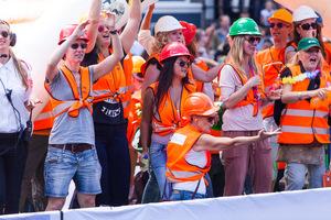 Amsterdam gay pride parade photo gallery