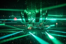 Foto's, QAPITAL, 1 april 2017, Ziggo Dome, Amsterdam