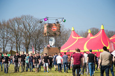 Foto's, Rebirth Festival, 8 april 2017, Raamse Akkers, Haaren