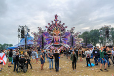 Foto's, Defqon.1 Weekend Festival, 24 juni 2017, Walibi Holland, Biddinghuizen
