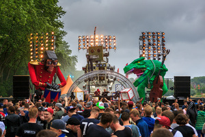 foto Defqon.1 Weekend Festival, 24 juni 2017, Walibi Holland, Biddinghuizen #920045