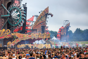 foto Defqon.1 Weekend Festival, 24 juni 2017, Walibi Holland, Biddinghuizen #920058