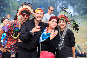 foto Defqon.1 Weekend Festival, 24 juni 2017, Walibi Holland, Biddinghuizen #920065