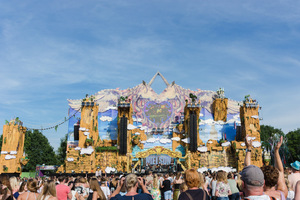 foto Dreamfields Sunday, 9 juli 2017, Rhederlaag, Giesbeek #921509