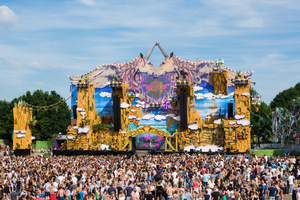 foto Dreamfields Sunday, 9 juli 2017, Rhederlaag, Giesbeek #921631