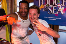 Foto's, Touch at the Sea, 29 juli 2017, Fuel, Bloemendaal aan zee