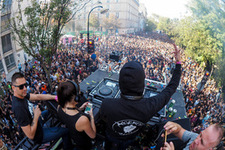 Foto's, Techno Parade, 23 september 2017, , Parijs