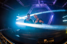 Foto's, Frontliner Neon Showcase, 21 oktober 2017, World Fashion Centre, Amsterdam