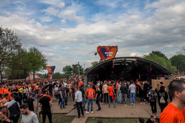 Supersized Kingsday Festival foto