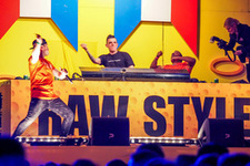 Foto's, Supersized Kingsday Festival, 27 april 2018, Aquabest, Best