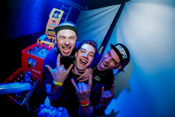 Bilder U Can't Stop the Rave, 11 Januar 2020, PKHS, Tilburg