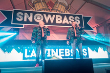 Foto's, Snowbass Festival, 25 januari 2020, North Sea Venue, Zaandam