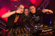 Foto's, Kings of Core, 2 april 2016, Suikerunie, Groningen